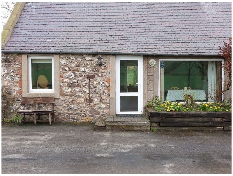 Bothy Cottage a british holiday cottage for 2 in ,