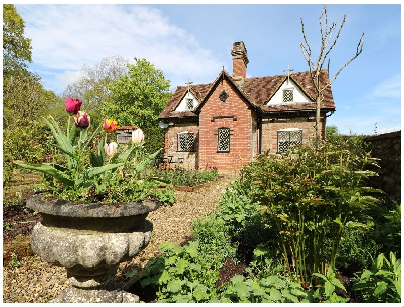 Keepers Cottage a british holiday cottage for 7 in ,