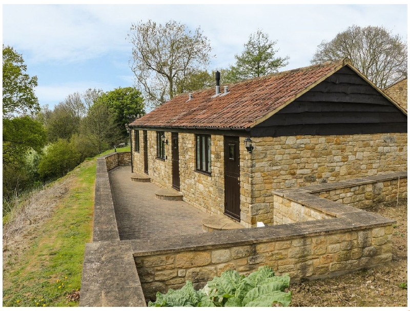 Bluebell Cottage at Honeywood a british holiday cottage for 2 in ,