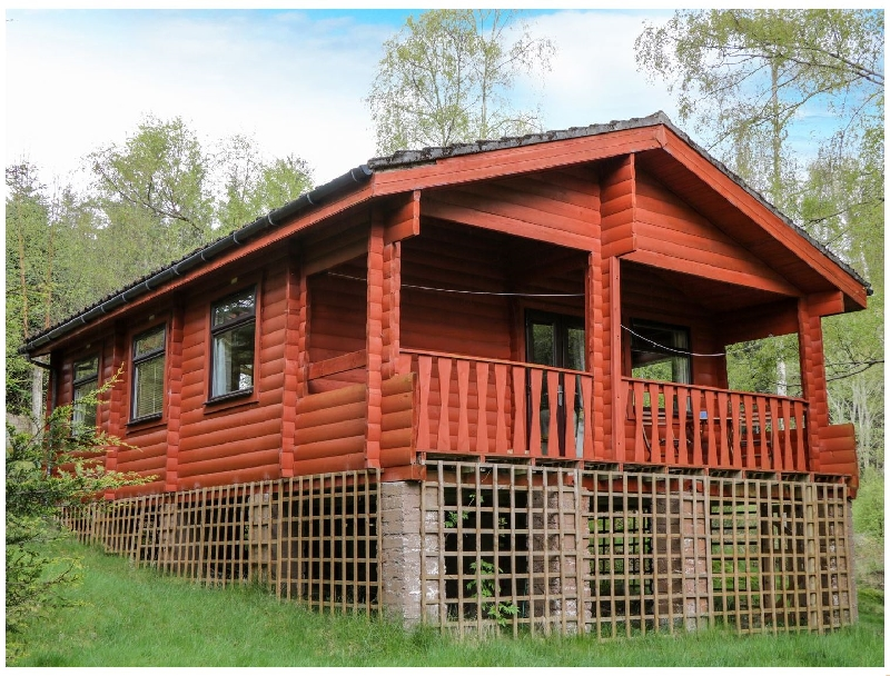 Eagle Lodge a british holiday cottage for 4 in ,