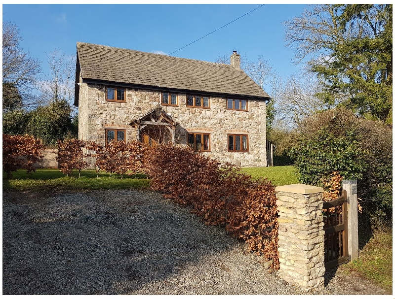 Abbott's Retreat a british holiday cottage for 7 in ,