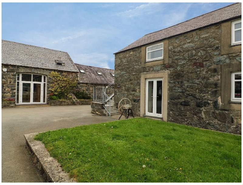 Dinas a british holiday cottage for 4 in ,