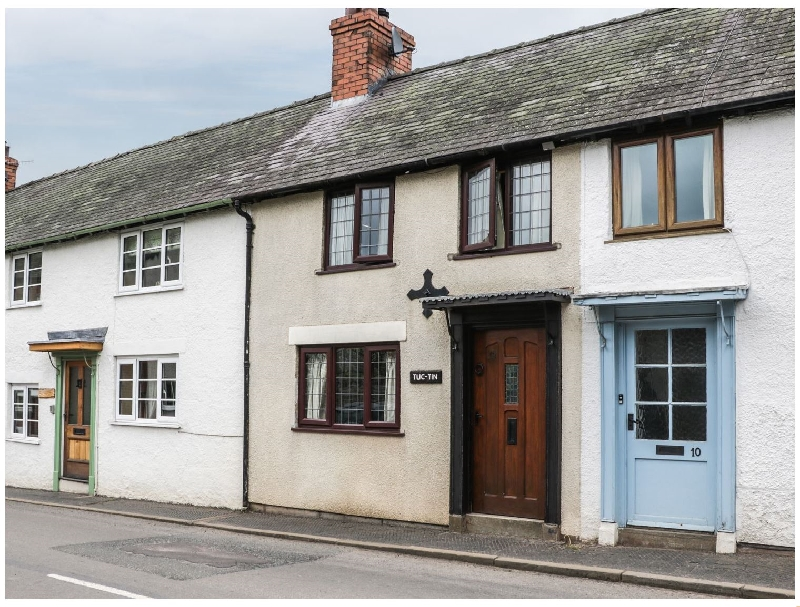 Tuc - Tin a british holiday cottage for 2 in ,