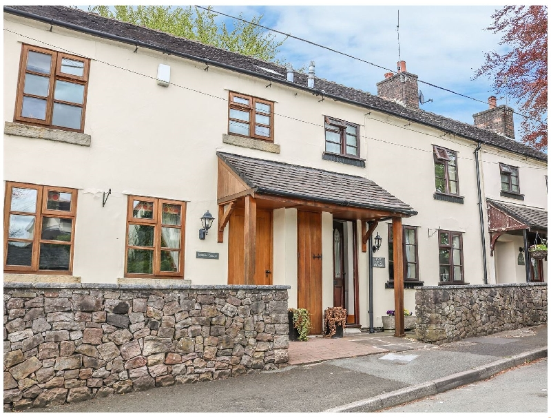 Post Office Cottage a british holiday cottage for 3 in ,