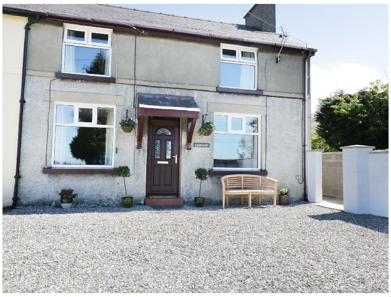 Cadnant a british holiday cottage for 6 in ,