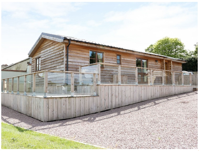 Hill View Lodge 1 a british holiday cottage for 4 in ,