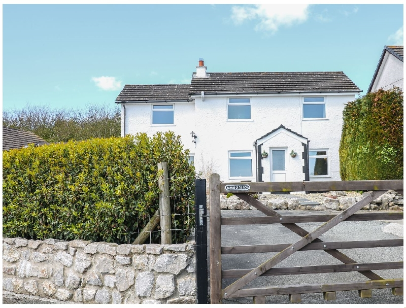 Bryn Uchaf a british holiday cottage for 6 in ,
