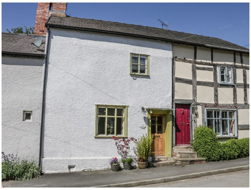 Fern House a british holiday cottage for 3 in ,