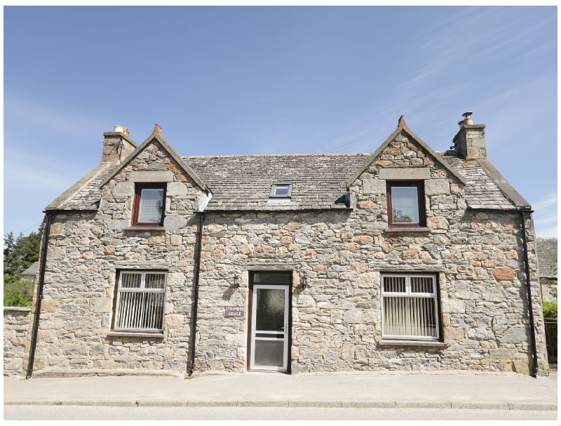 Strombos a british holiday cottage for 7 in ,