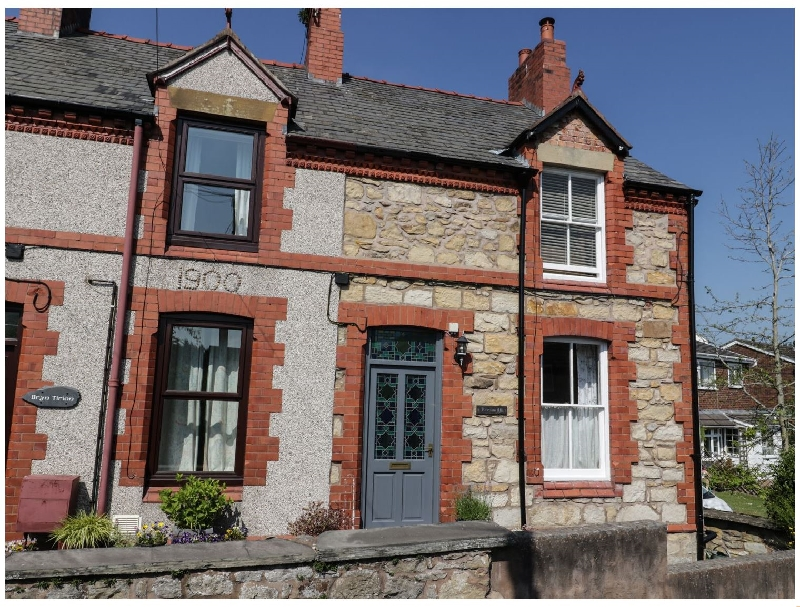 Preswylfa a british holiday cottage for 3 in ,