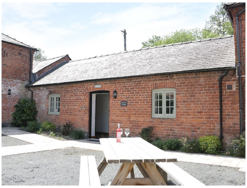 Woodside Cottage a british holiday cottage for 5 in ,