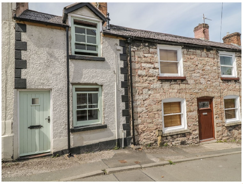 Clwydian View a british holiday cottage for 2 in ,