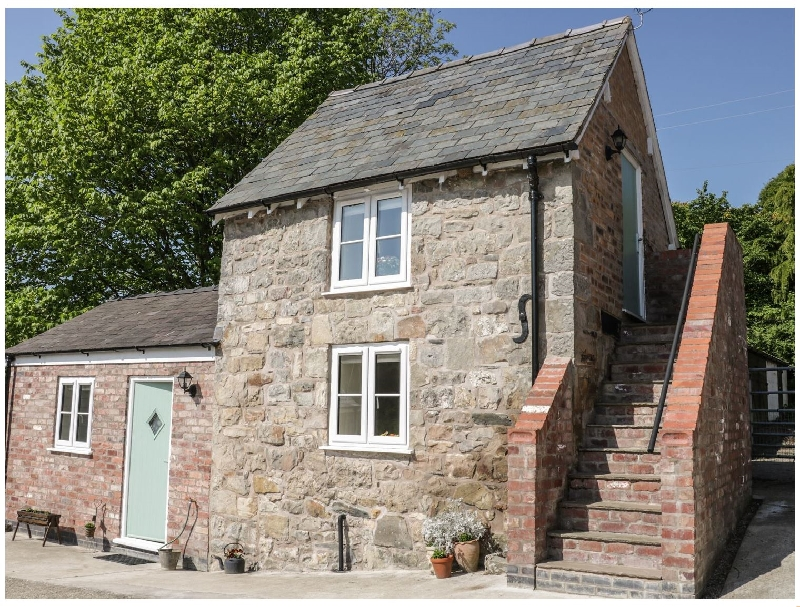 Craignant Warrant a british holiday cottage for 2 in ,