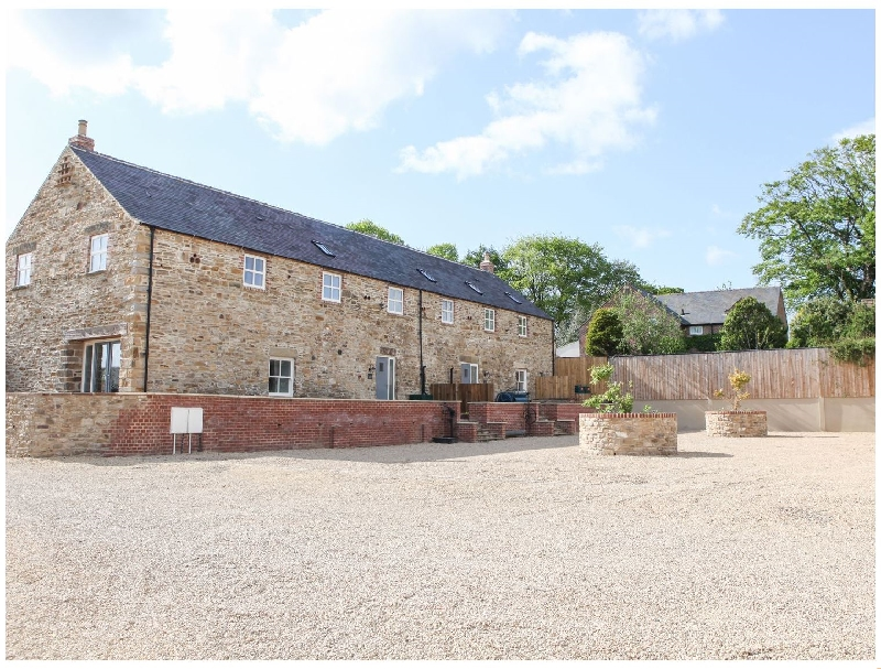 The Turnip Barn a british holiday cottage for 6 in ,