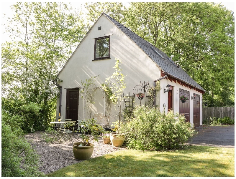 Sleepy Hollow Studio a british holiday cottage for 2 in ,
