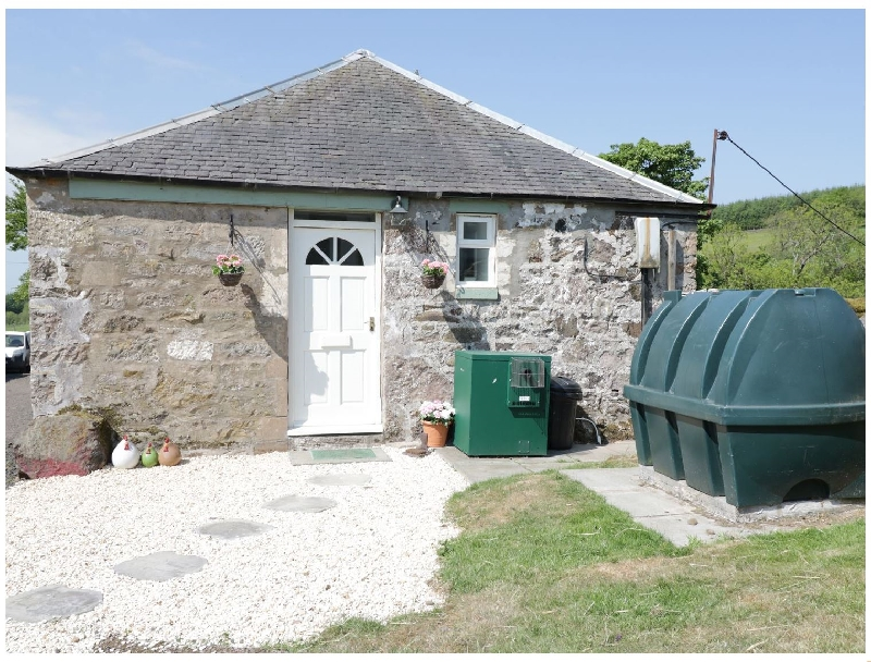 Overcarswell a british holiday cottage for 6 in ,