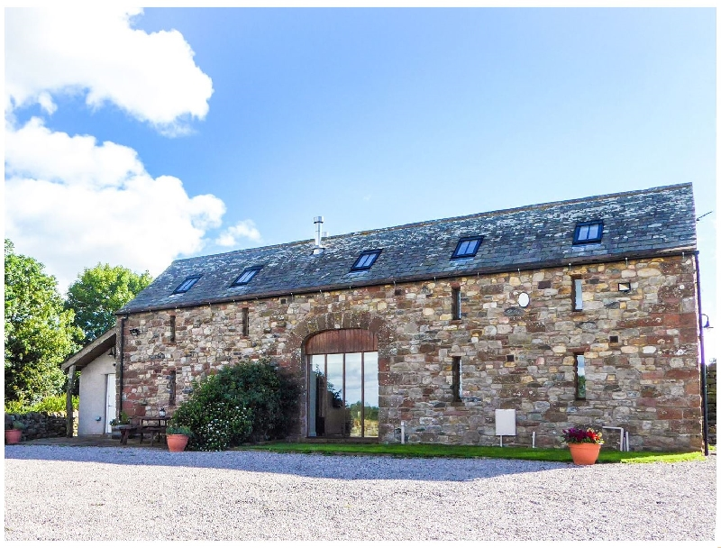 Rusby Barn a british holiday cottage for 4 in ,