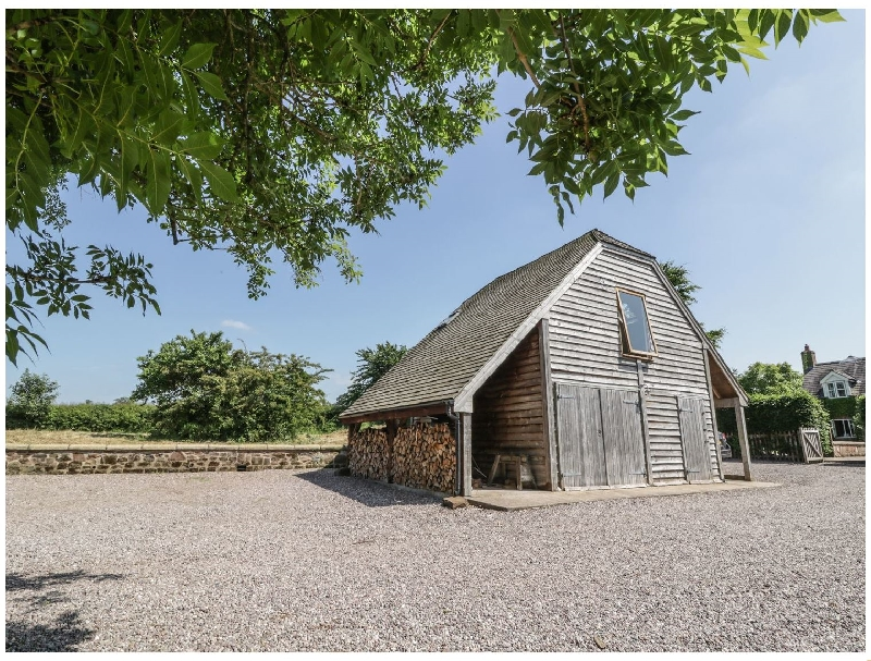 The Barn at Rose Cottage a british holiday cottage for 2 in ,