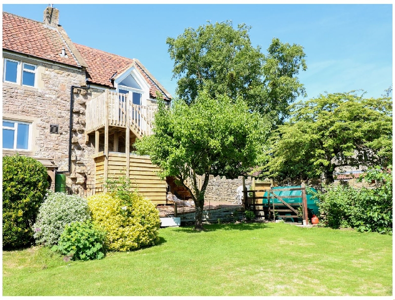 The Loft at Lucott House a british holiday cottage for 2 in ,