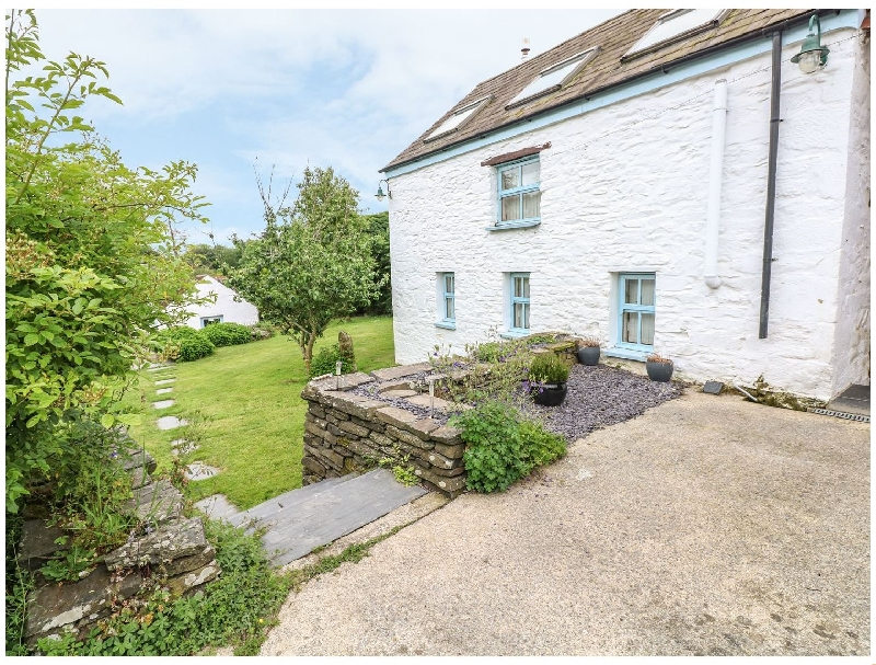 Y Cartws a british holiday cottage for 2 in ,