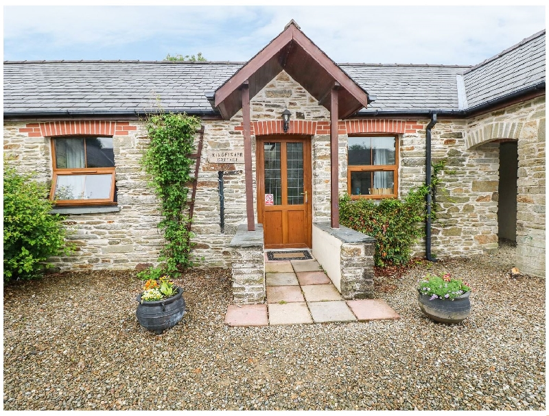 Kingfisher Cottage a british holiday cottage for 6 in ,