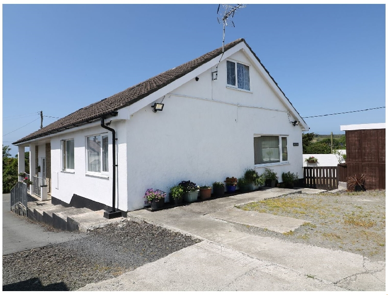 Abersant Cottage a british holiday cottage for 5 in ,