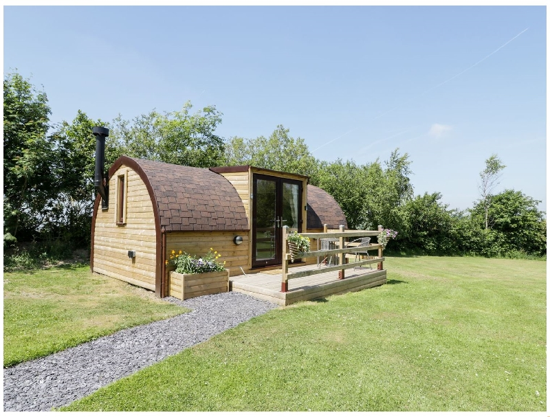 Idris Pod a british holiday cottage for 2 in ,