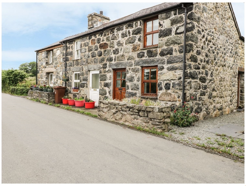 Minffordd Cottage a british holiday cottage for 5 in ,