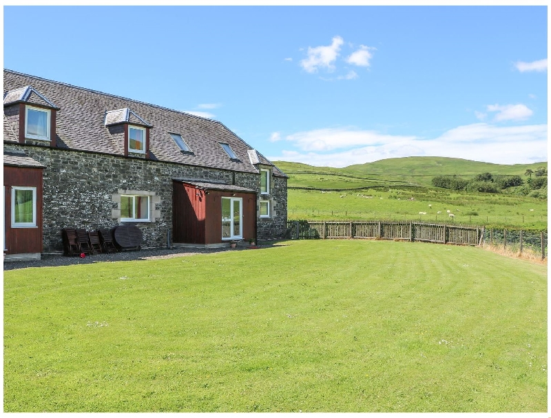 Ettrick View a british holiday cottage for 16 in ,