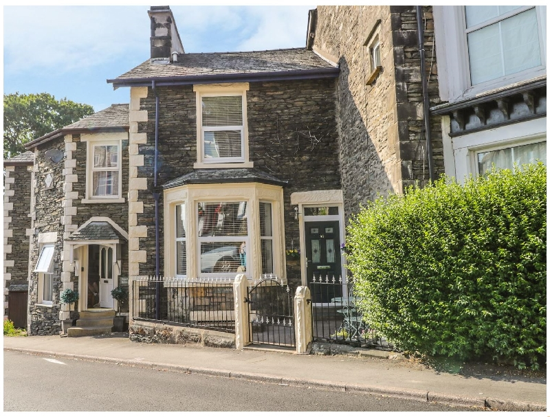 Ivy Bank a british holiday cottage for 6 in ,