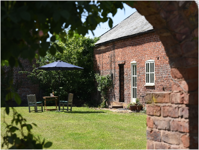 The Barn House a british holiday cottage for 2 in ,