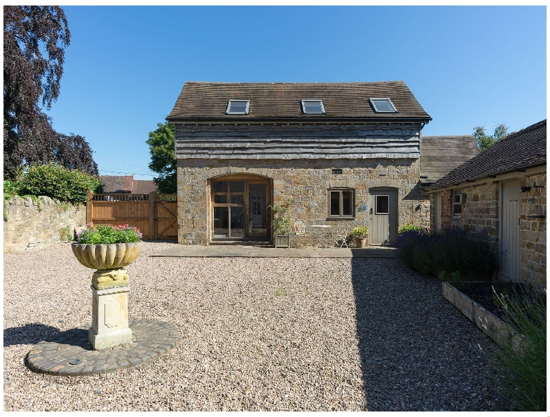 Foxholes Barn a british holiday cottage for 2 in ,