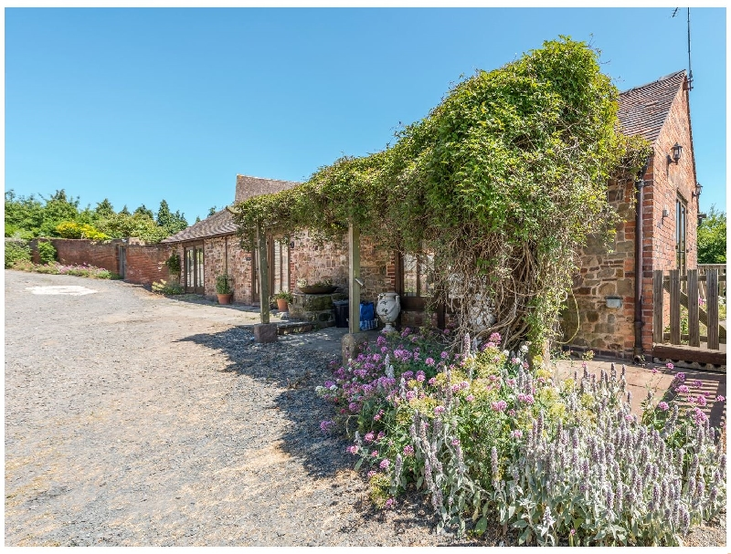 Garden Barn a british holiday cottage for 4 in ,