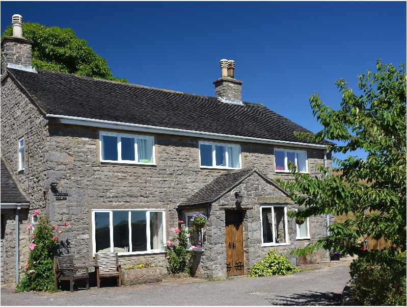 Paddock House a british holiday cottage for 8 in ,