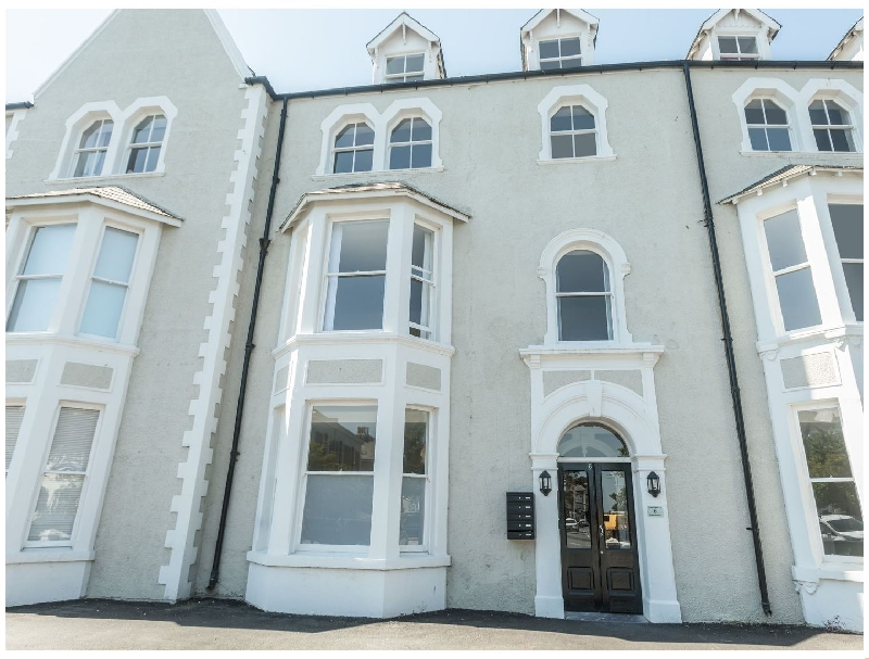 Apartment 3- 6 St Anns Apartments a british holiday cottage for 4 in ,