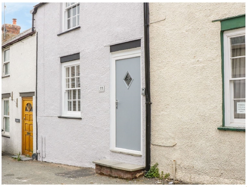 Clock Cottage a british holiday cottage for 4 in ,