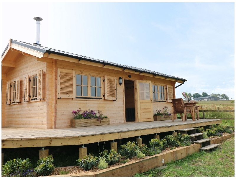 The Shooting Lodge a british holiday cottage for 2 in ,