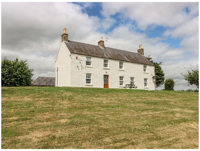 Todlaw Farm House a british holiday cottage for 6 in ,