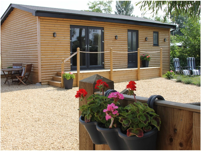Greenways Log Cabin a british holiday cottage for 2 in ,