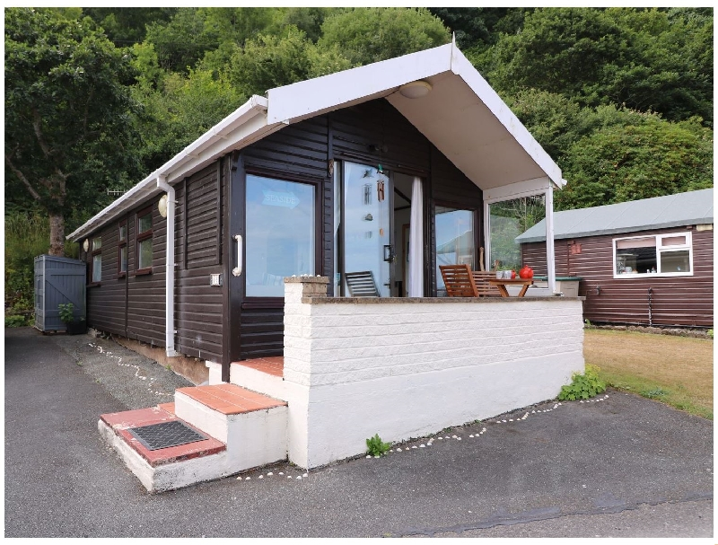 Captain's Cabin a british holiday cottage for 4 in ,