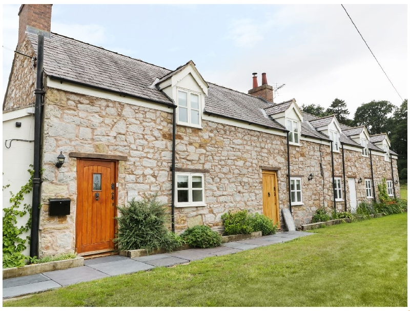 Bryn Farm Cottage a british holiday cottage for 4 in ,