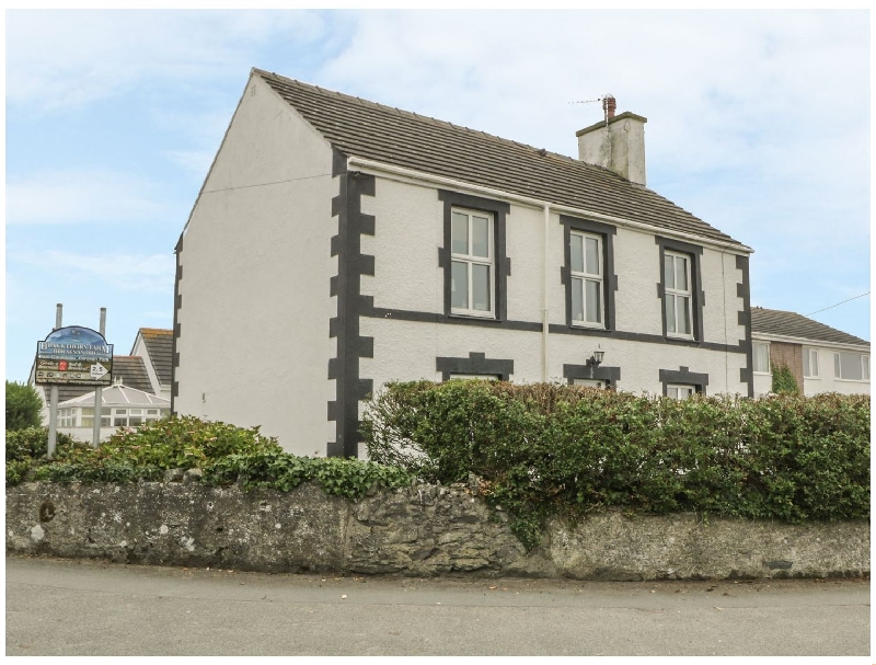 Trearddur View a british holiday cottage for 8 in ,