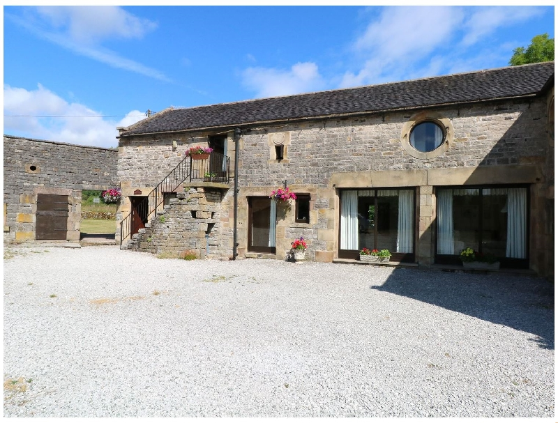 West Cawlow Barn a british holiday cottage for 7 in ,