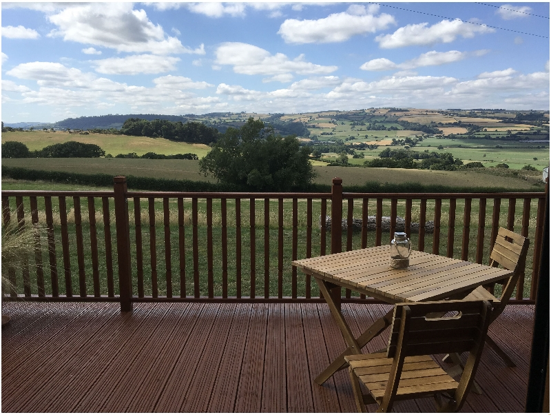 Shepherd's View a british holiday cottage for 2 in ,