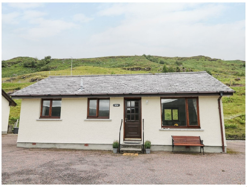 The Ben a british holiday cottage for 4 in ,