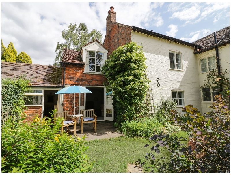 The Cottage a british holiday cottage for 2 in ,