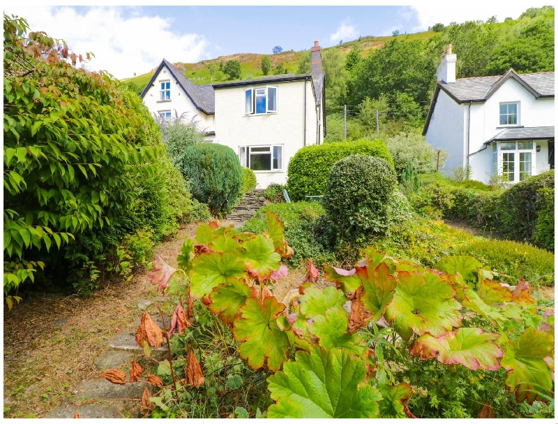 Swn Y Coed a british holiday cottage for 4 in ,