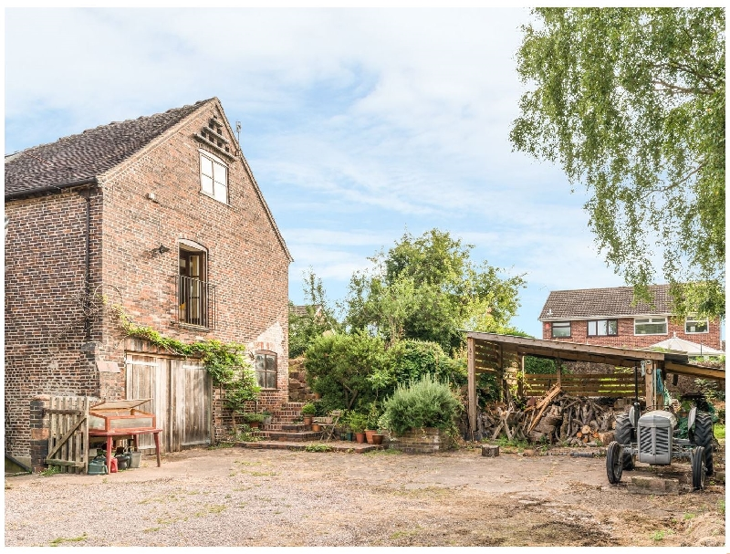 The New Inn Mill a british holiday cottage for 4 in ,