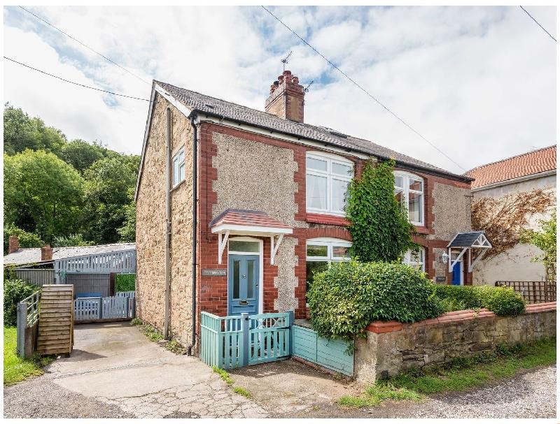 Ffestiniog Villa a british holiday cottage for 4 in ,