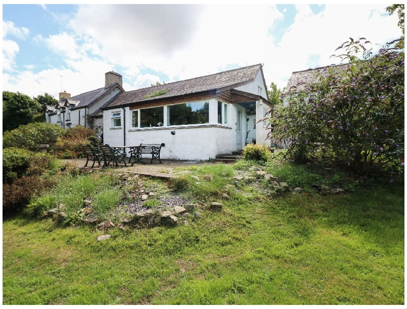 Morfa Isaf Farm a british holiday cottage for 2 in ,